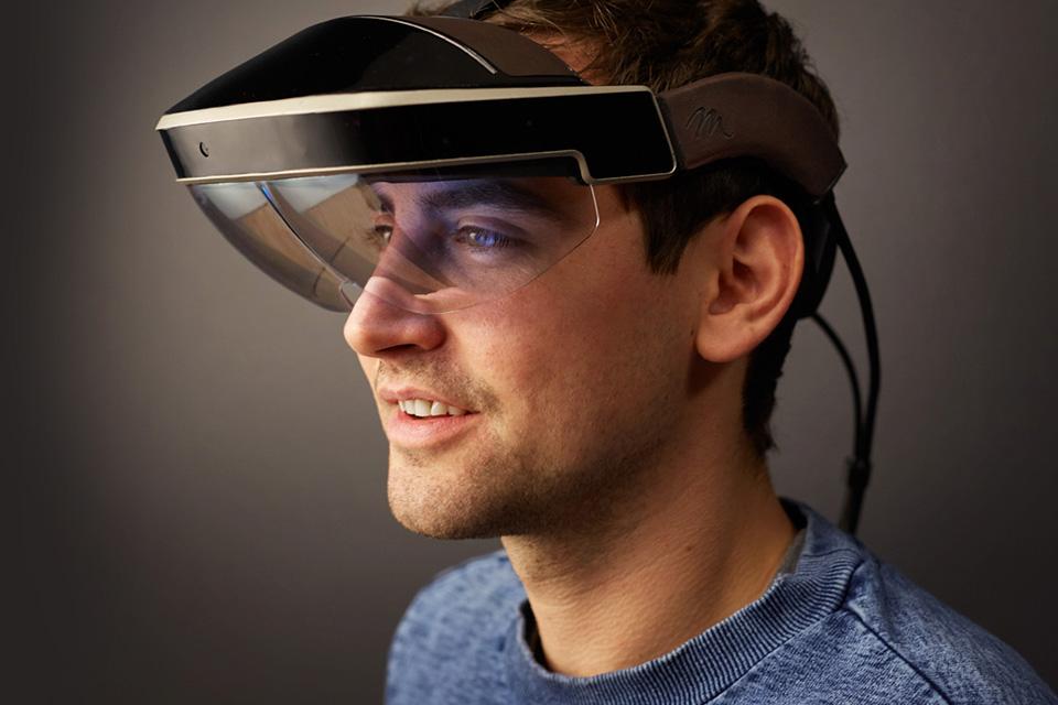 Imagem de Óculos de realidade aumentada criam mesa de trabalho virtual no tecmundo
