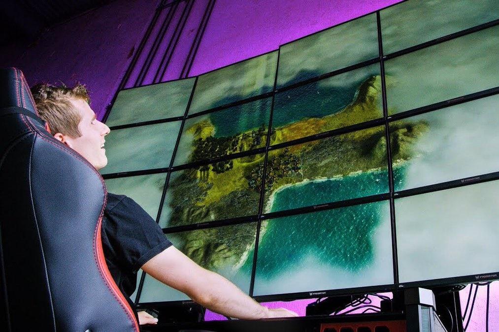 Imagem de Youtuber monta PC capaz de rodar jogos em resolução 16K no tecmundo
