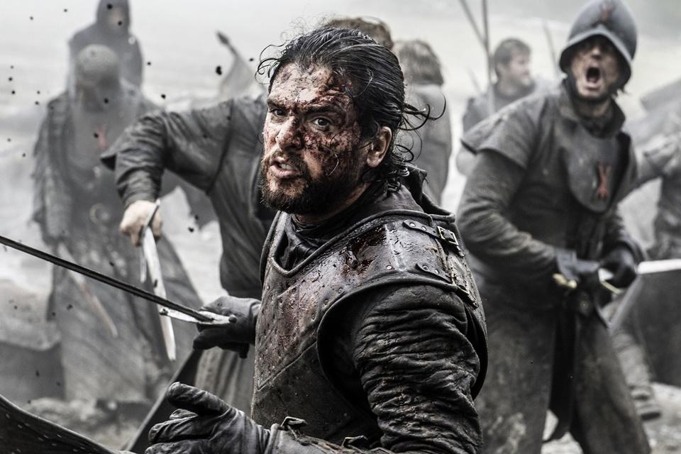 Imagem de Episódio 4 da 7ª temporada de Game of Thrones é vazado na web no tecmundo