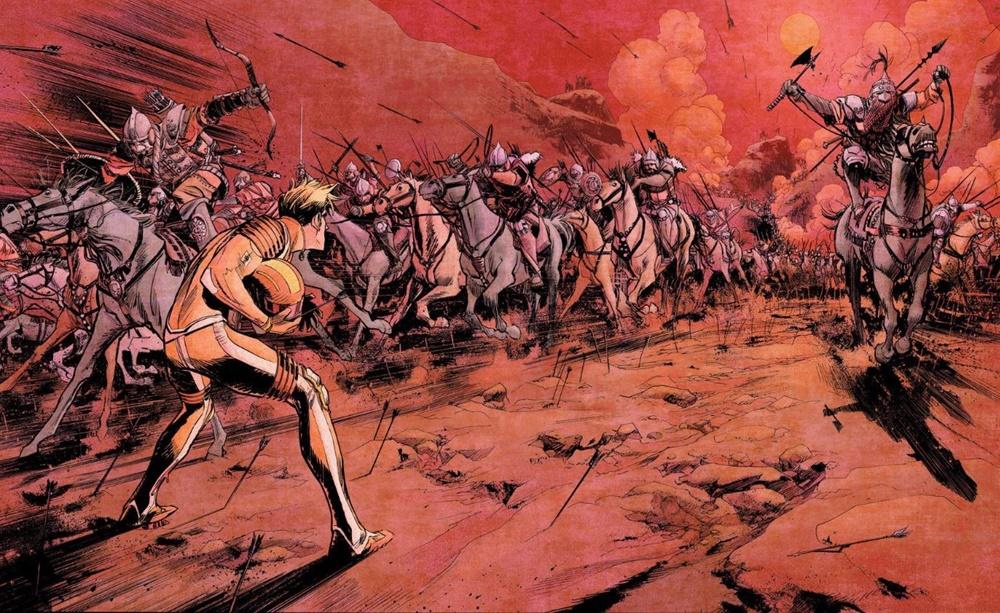 Netflix compra editora de comics de Mark Millar