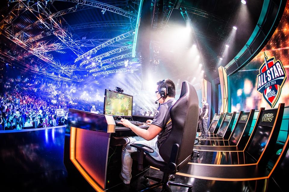 Imagem de eSports nas Olimpíadas? Dirigente tem interesse de trazer games ao evento  no tecmundo