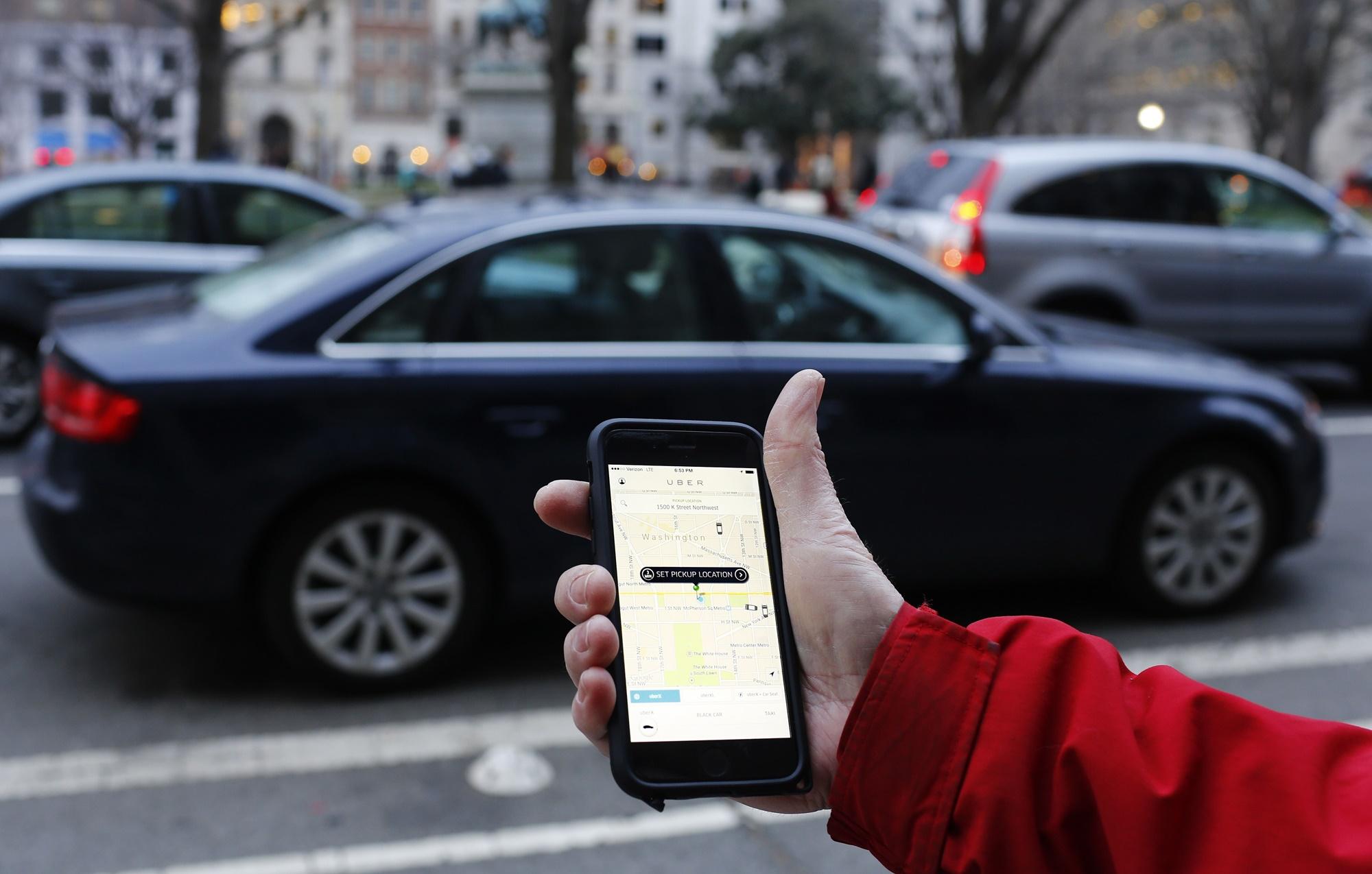 Imagem de Uber vai ganhar função que mostra cor dos veículos direto no mapa no tecmundo