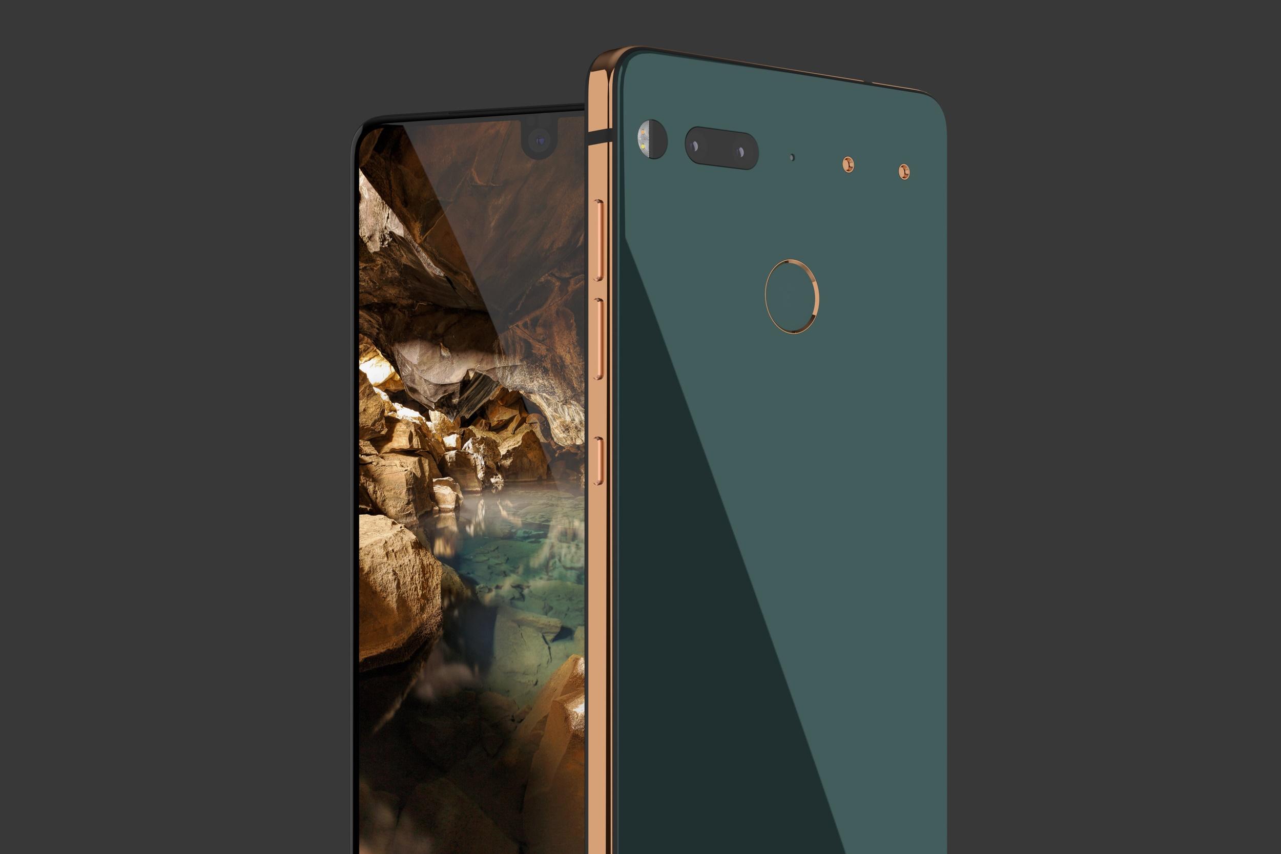 Imagem de Unicórnio: fabricante do Essential Phone já vale mais US$ 1 bilhão no tecmundo