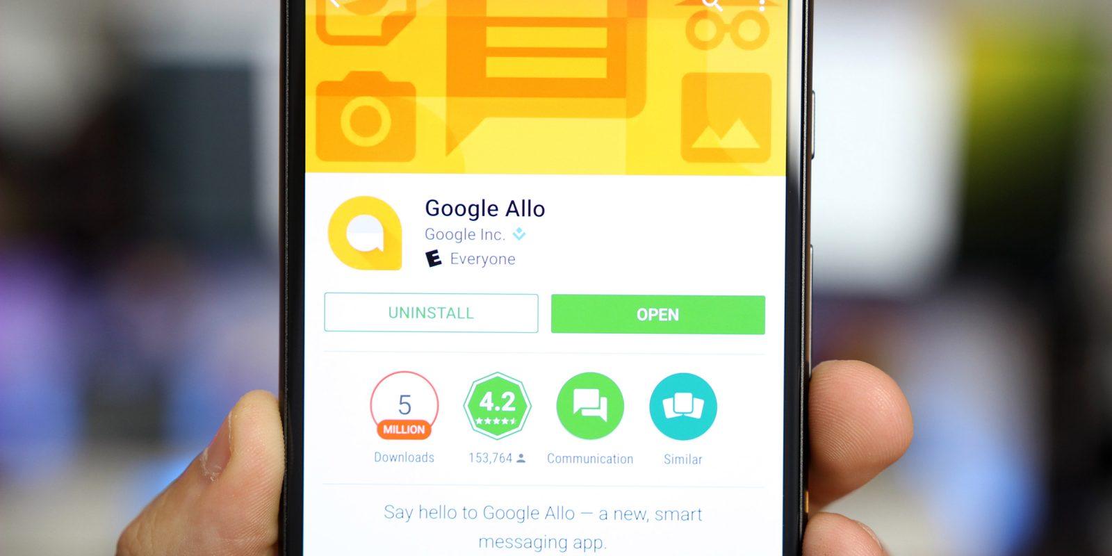 Imagem de Usuários de Android vão poder acessar o Google Allo pelo desktop no tecmundo