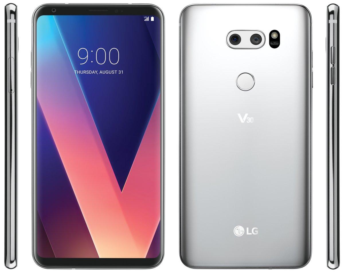 LG V30 ou Galaxy S8: Veja o comparativo de smartphones com bordas mínimas nesta semana