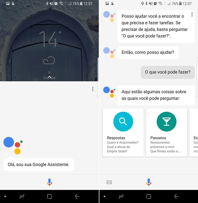 Google Assistente já está disponível em português brasileiro nos smartphones Android
