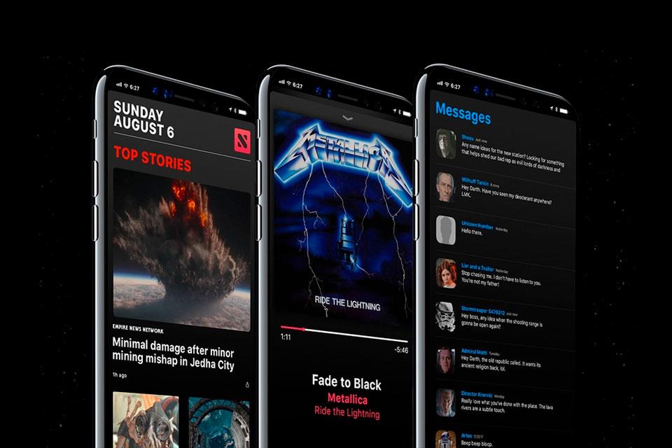 Imagem de Designer cria conceitos incríveis de como poderia ser o iOS 11 no iPhone 8 no tecmundo