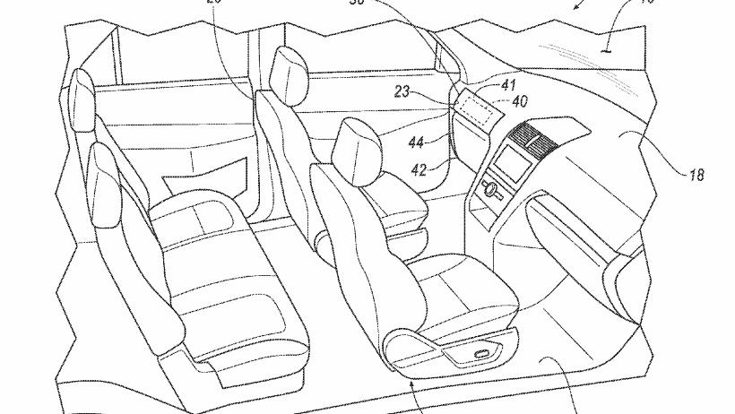 Ford patenteia sua ideia de carro sem volante e sem pedais