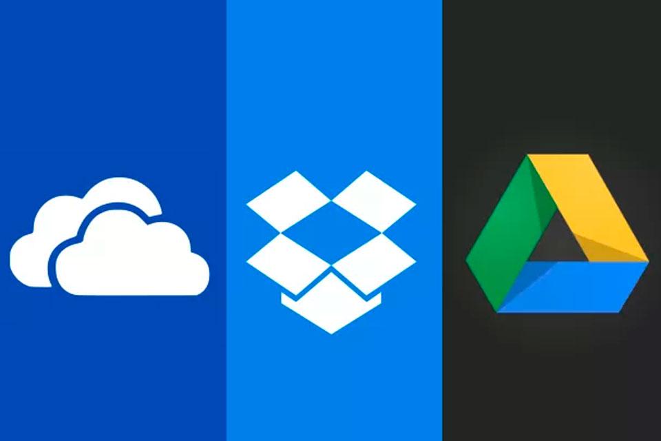 Imagem de Como acessar arquivos do Dropbox, OneDrive e Google Drive mesmo offline no tecmundo