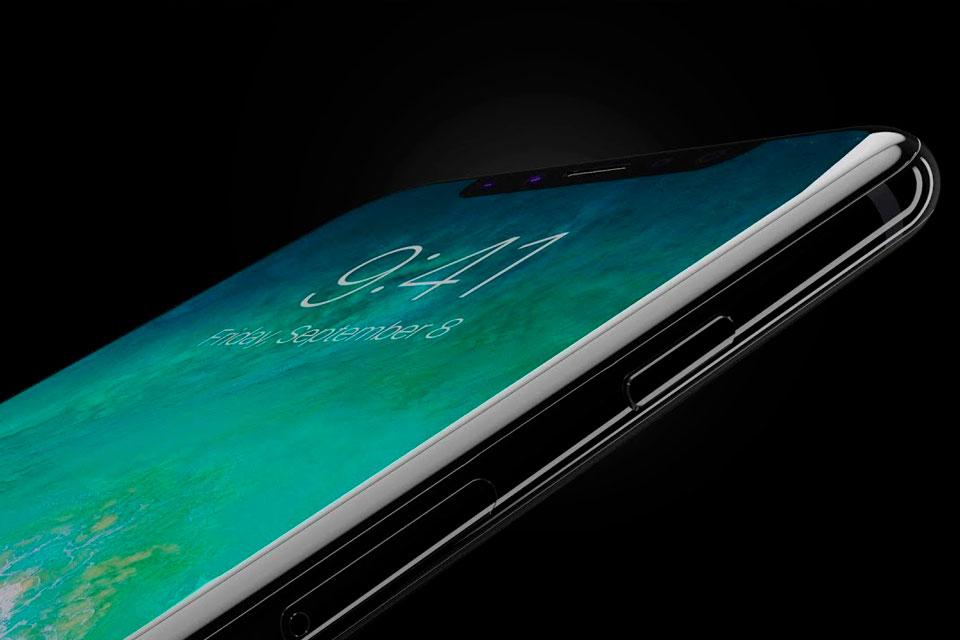 Imagem de Vazou: câmera com reconhecimento facial 3D e sensor de digital no iPhone 8? no tecmundo