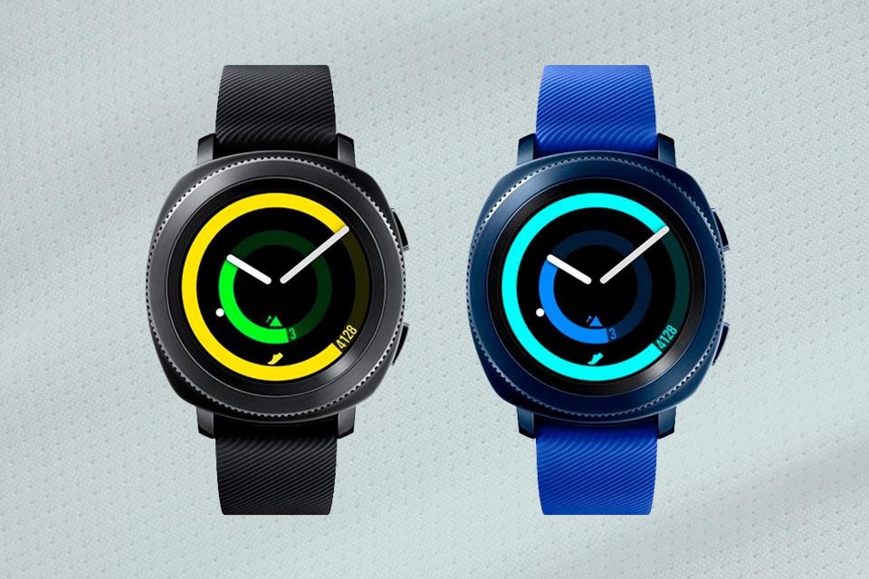 Imagem de Conheça o Gear Sport: novo smartwatch da Samsung pode ir para a piscina no tecmundo
