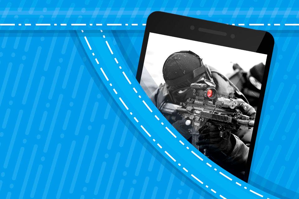 Imagem de Pocket: 6 melhores jogos de sniper no tecmundo