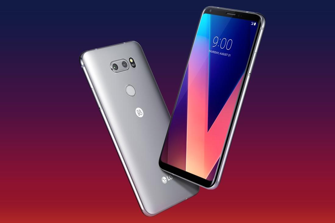 Imagem de LG V30 é anunciado oficialmente; confira fotos e especificações no tecmundo