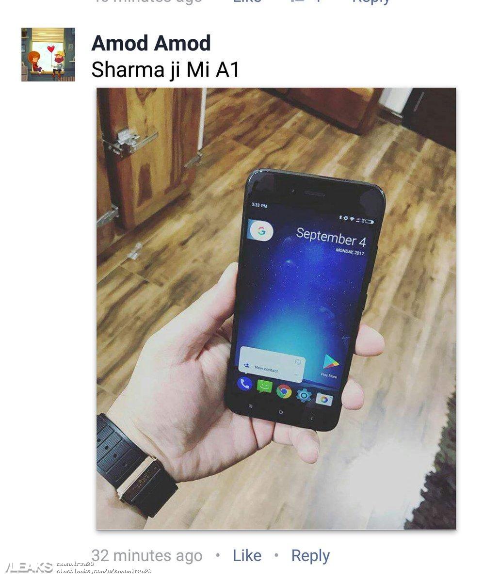 Xiaomi se une ao Google para lançar seu 1º aparelho Android One