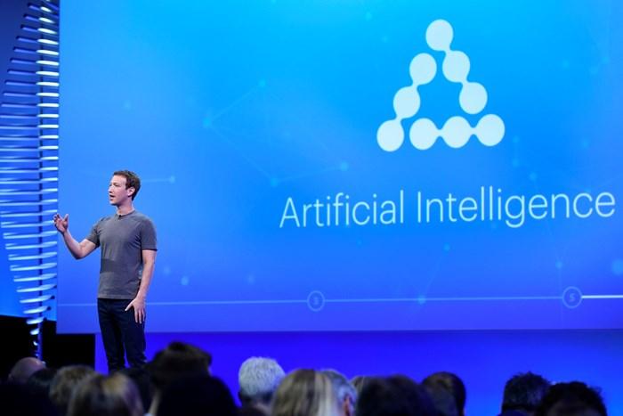 mark zuckerberg palco multidão