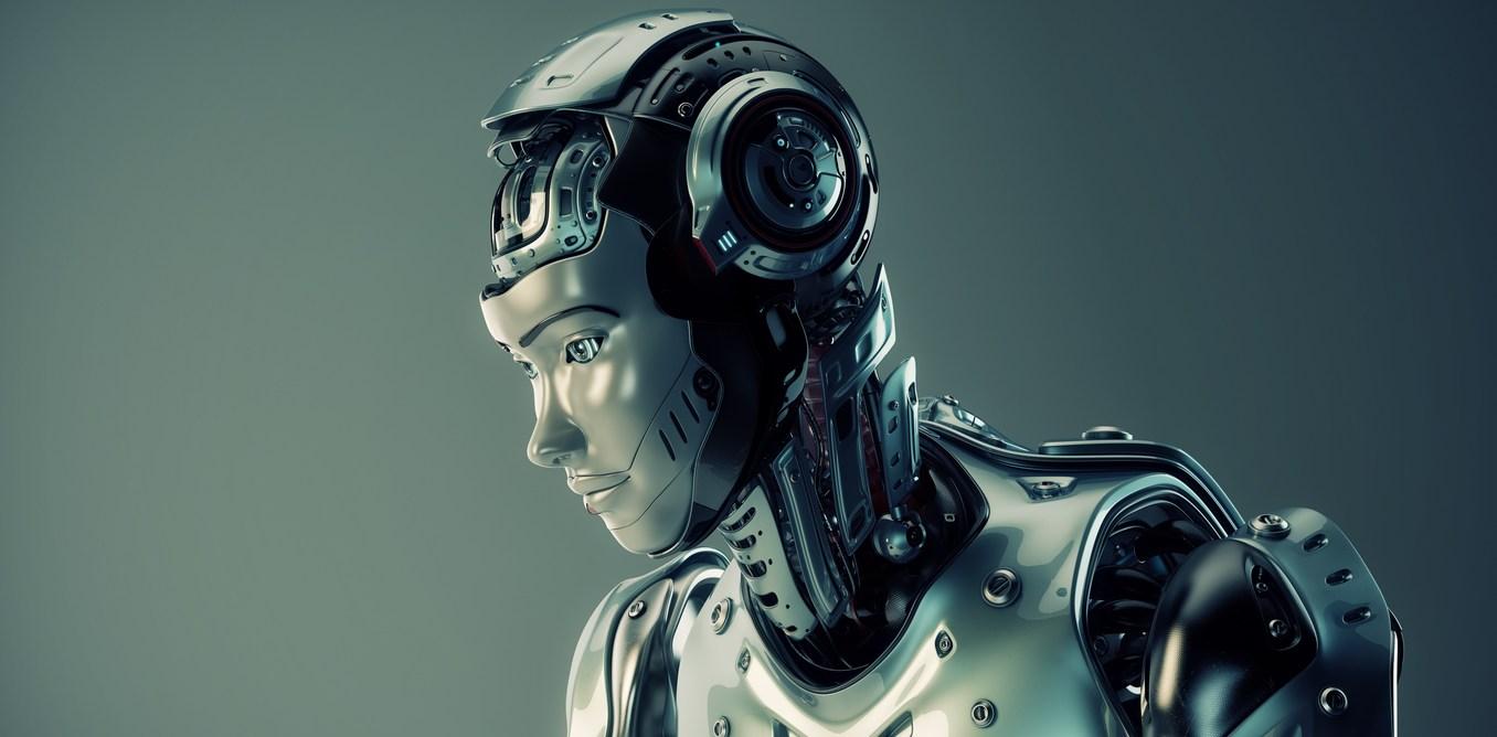 robo ciborgue androide