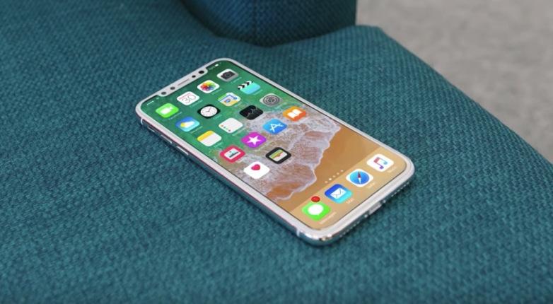 modelo de iphone 8