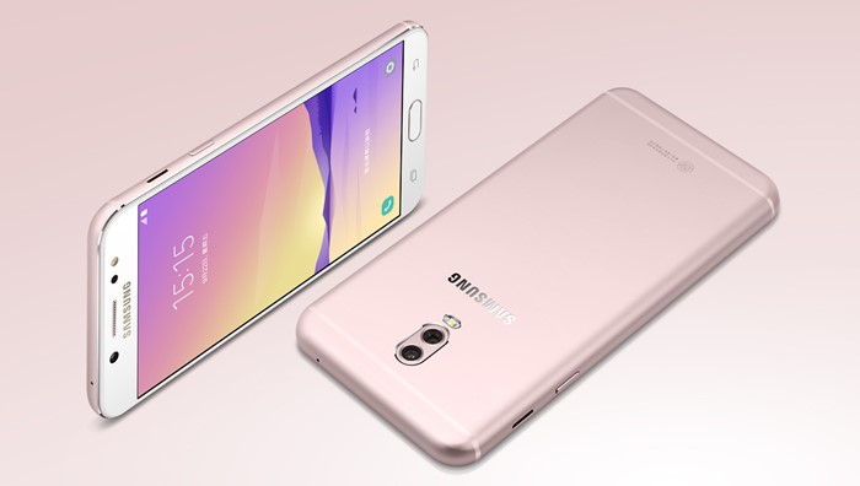 Galaxy C8 da Samsung