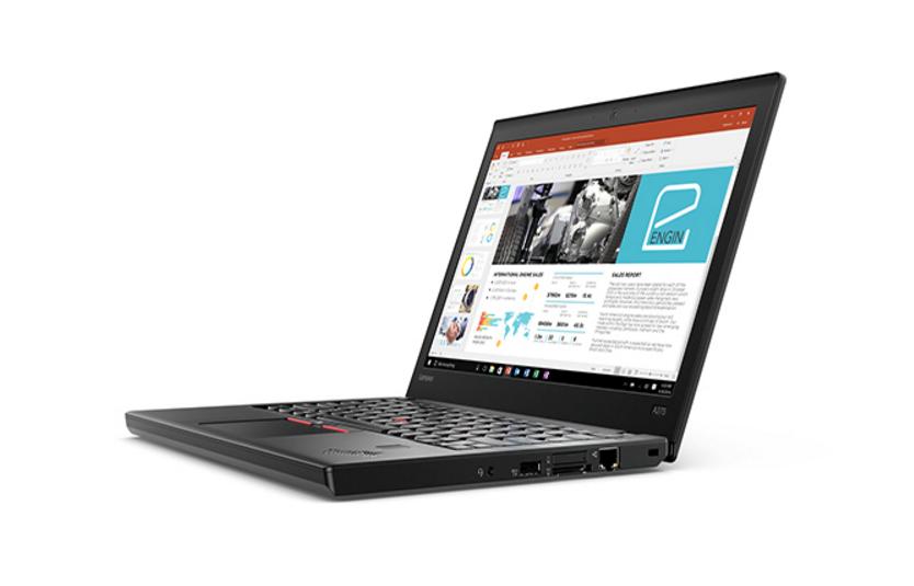 Um computador laptop aberto