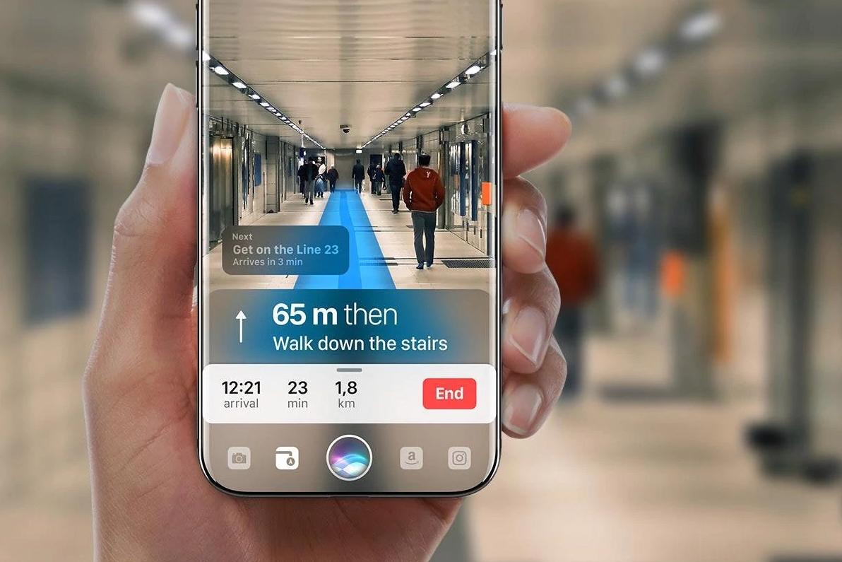 Imagem de iPhone 8 e 8 Plus é lançado e tem realidade aumentada como destaque no tecmundo