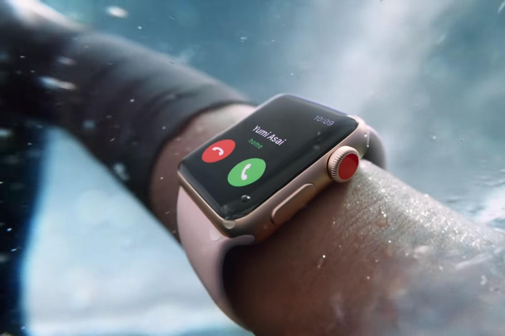 Imagem de Apple Watch Series 3 é anunciado oficialmente com conectividade 4G no tecmundo