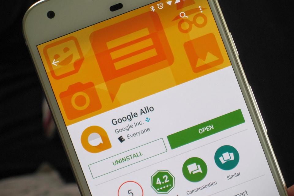 Imagem de Google Allo traduz conversa direto no chat e adapta ícone para Android Oreo no tecmundo