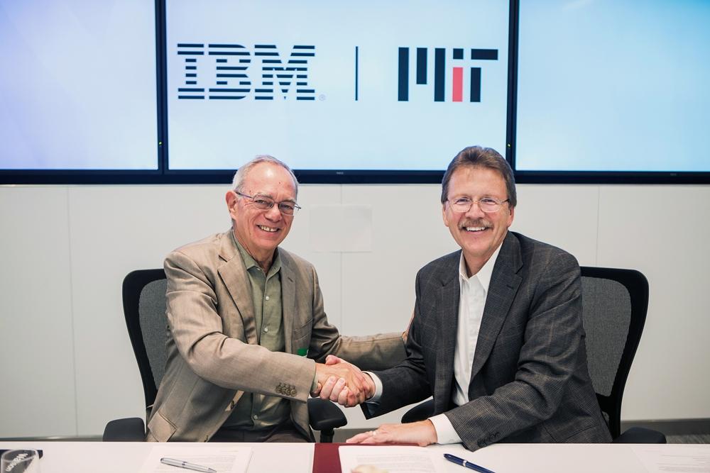 IBM e MIT parceria
