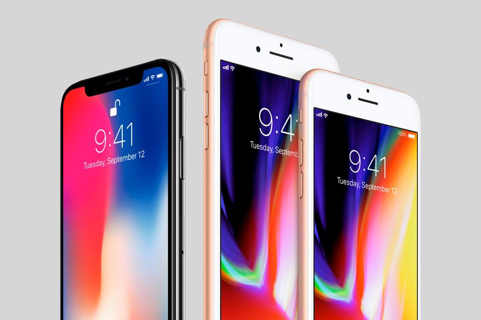 Imagem de iPhone 8, iPhone 8 Plus e iPhone X chegam ao Brasil ainda em 2017 no tecmundo