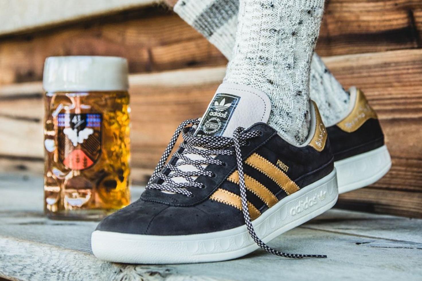 Imagem de Adidas lança tênis à prova de cerveja e vômito para Oktoberfest no tecmundo