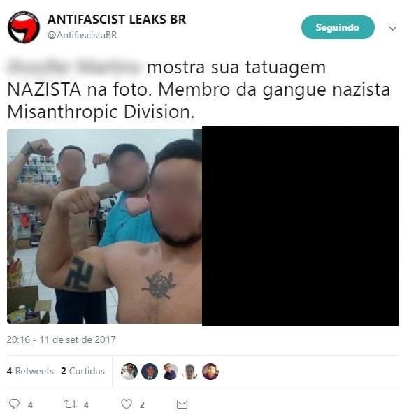 nazista brasileiro