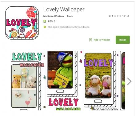 App infectado na Play Store
