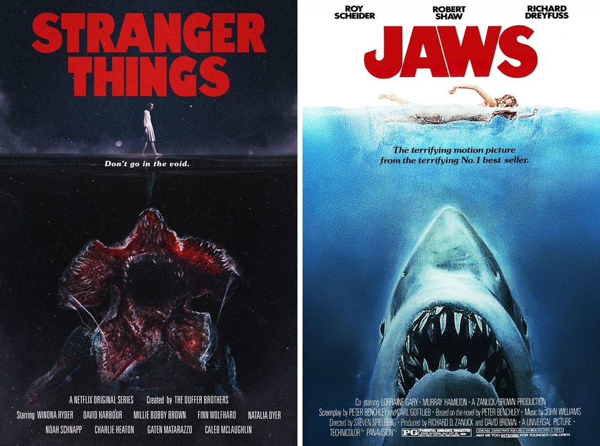 poster filme tubarão