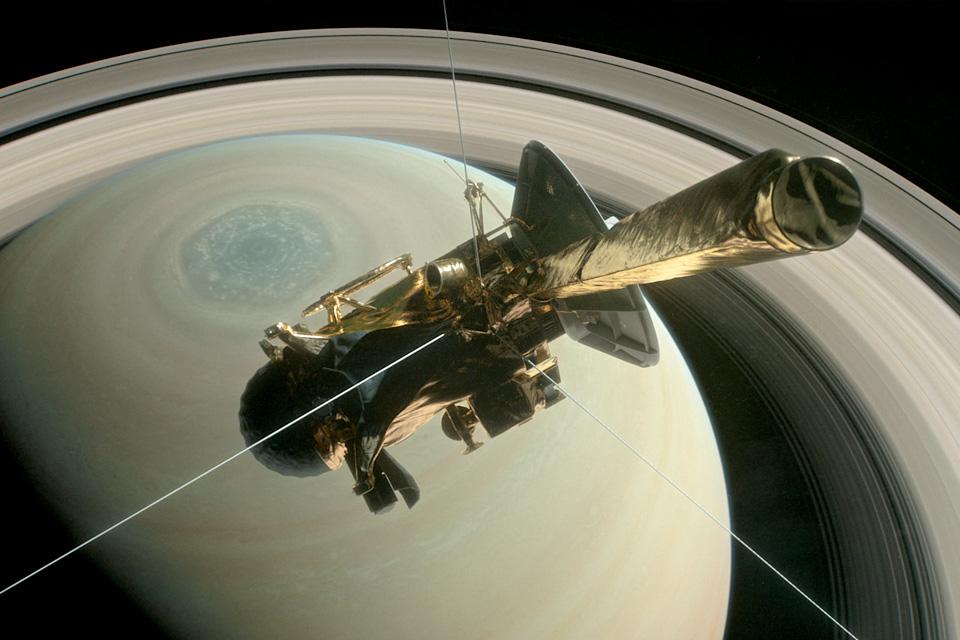 Imagem de Especial Cassini: a sonda que explorou Saturno dá seu último adeus no tecmundo