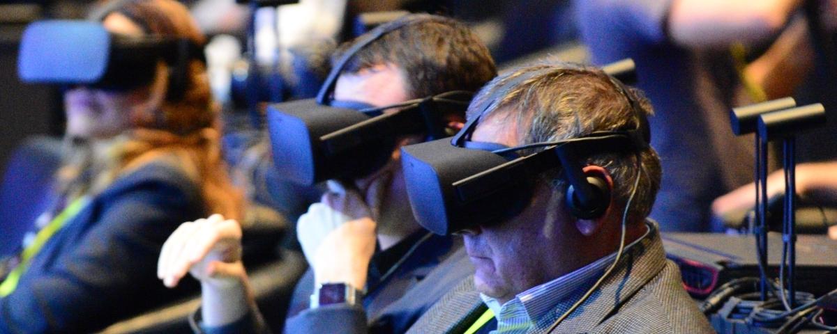 Dispositivos realidade virtual
