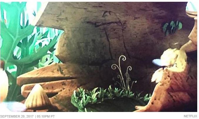 frame da série Maya the Bee