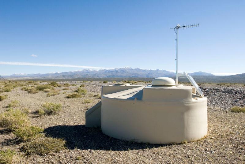 observatório radiação cósmica