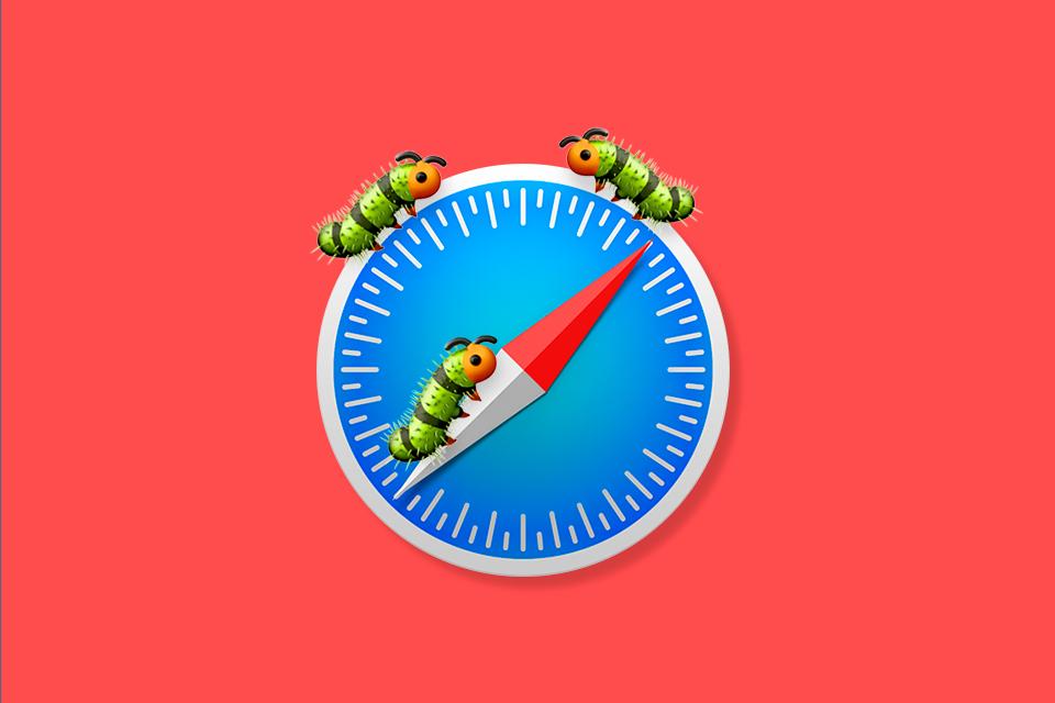 Imagem de Safari é o navegador campeão de bugs do ano até agora no tecmundo