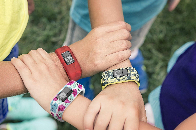 Imagem de Tem para todos os gostos: Garmin lança pulseiras fitness para crianças no tecmundo