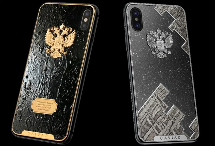 iphone x caviar