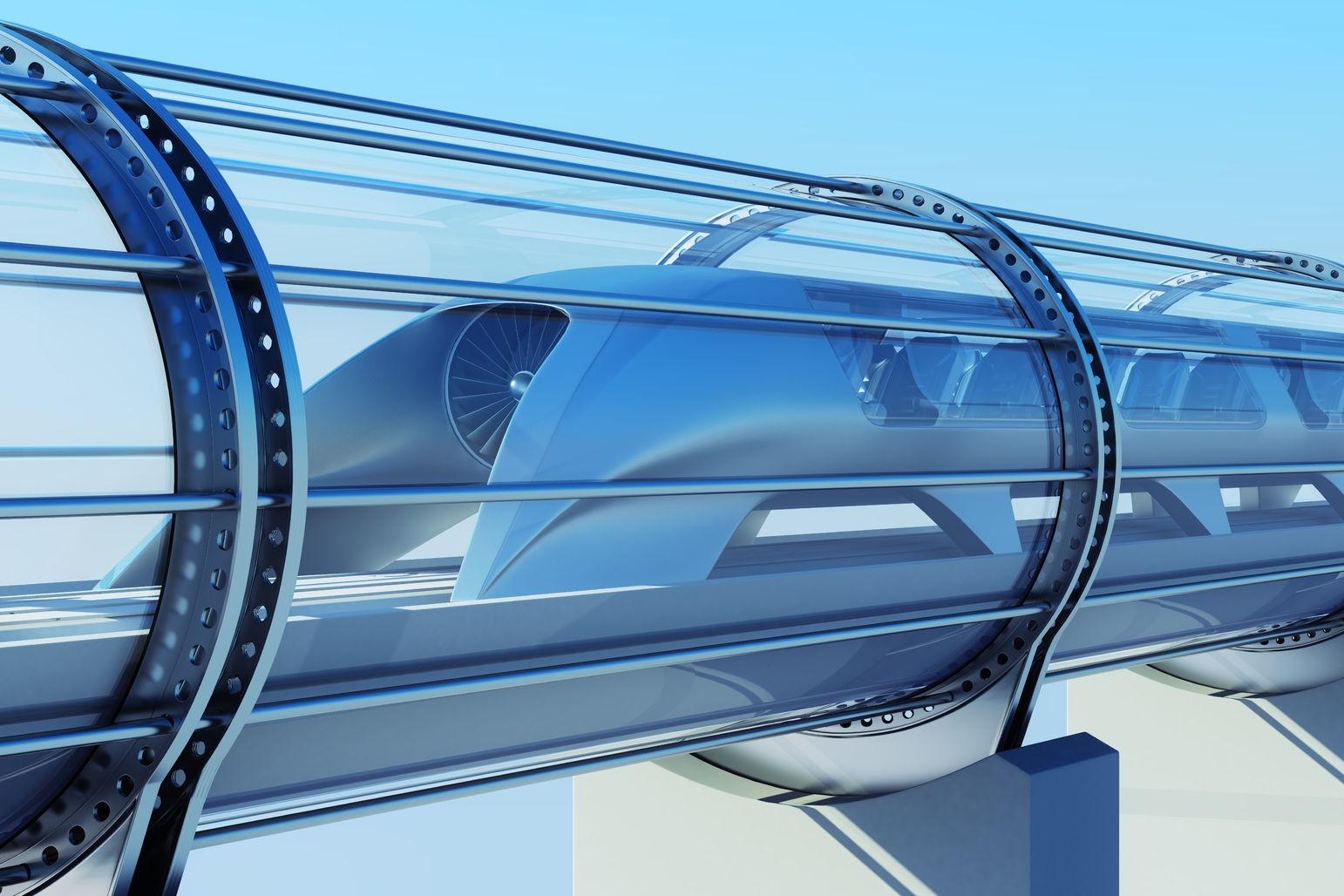 Imagem de Hyperloop inicia negociações para abrir centro de P&D no Brasil no tecmundo