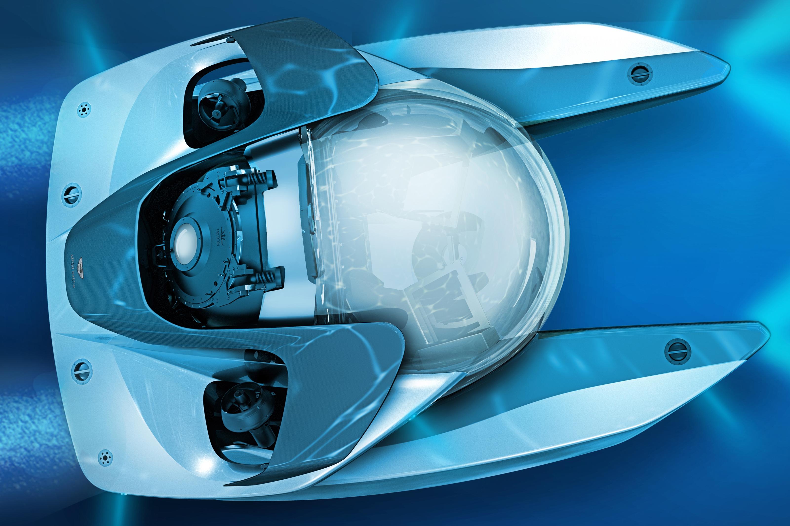 Imagem de Aston Martin vai lançar uma edição limitada de submarino no tecmundo