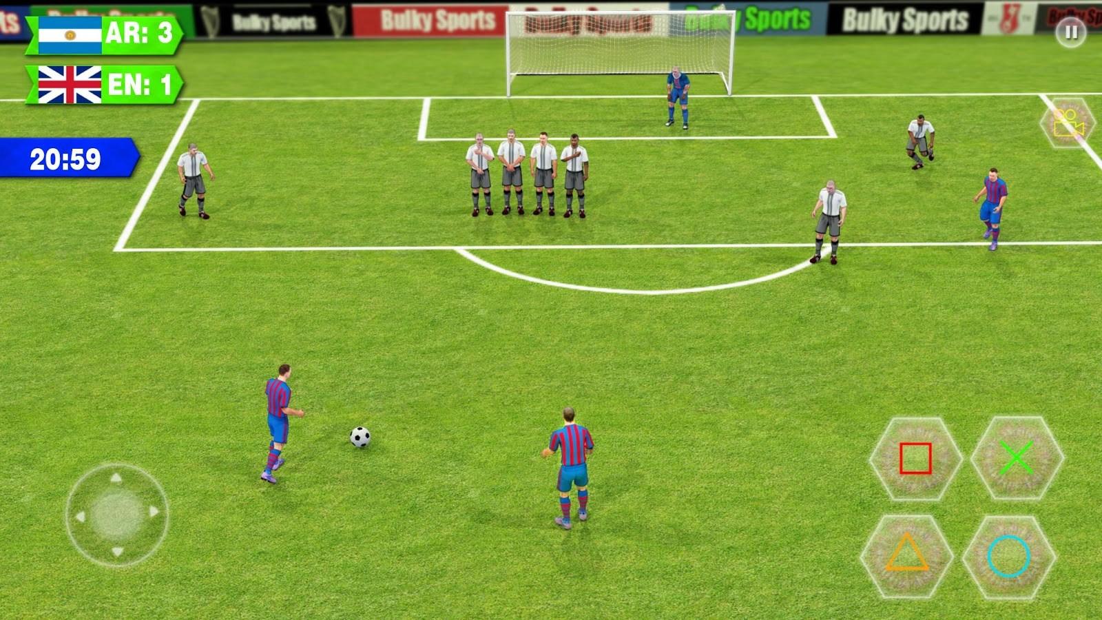 Soccer League Stars 2017