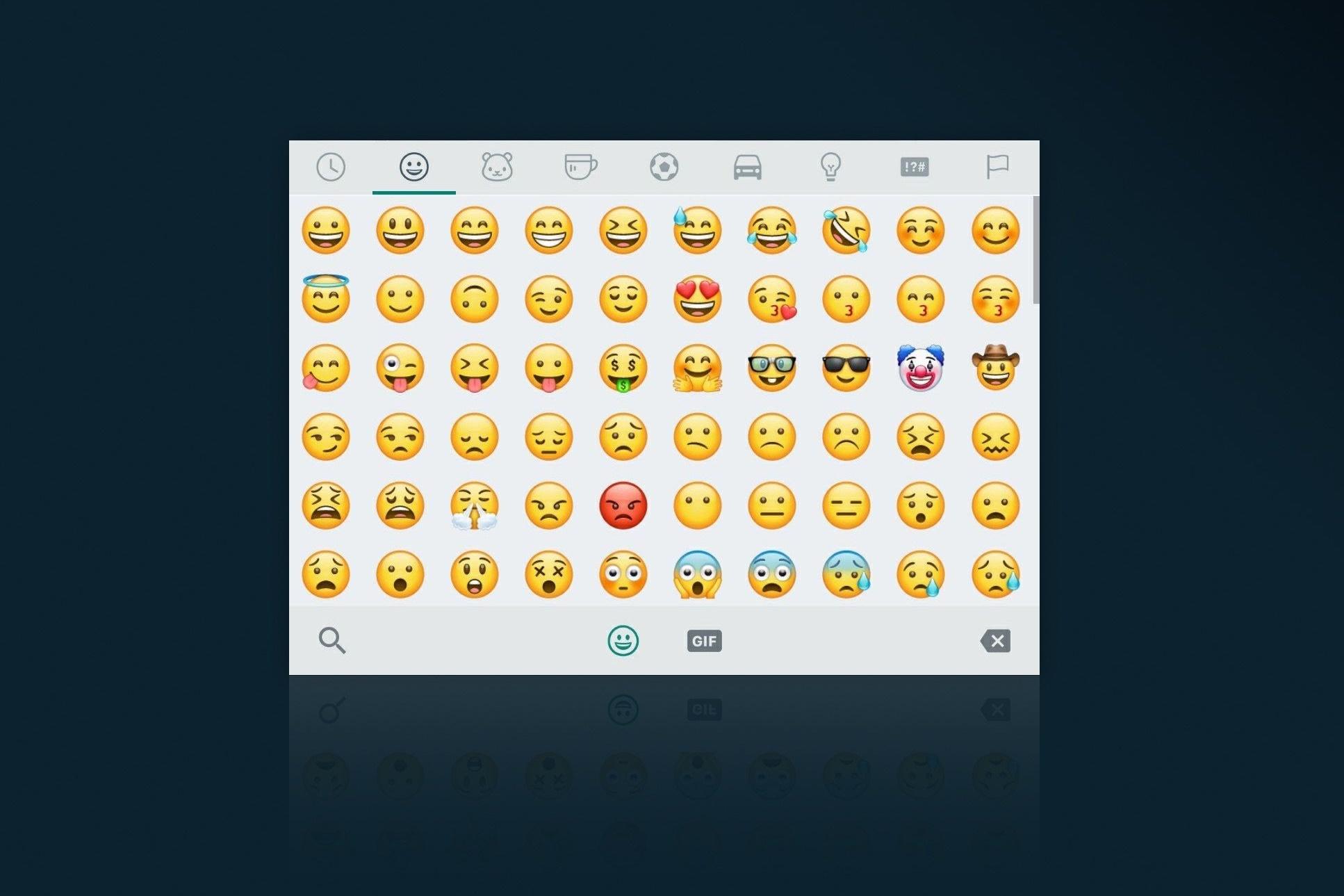 Imagem de Finalmente: WhatsApp anuncia o seu próprio pacote de emojis no tecmundo