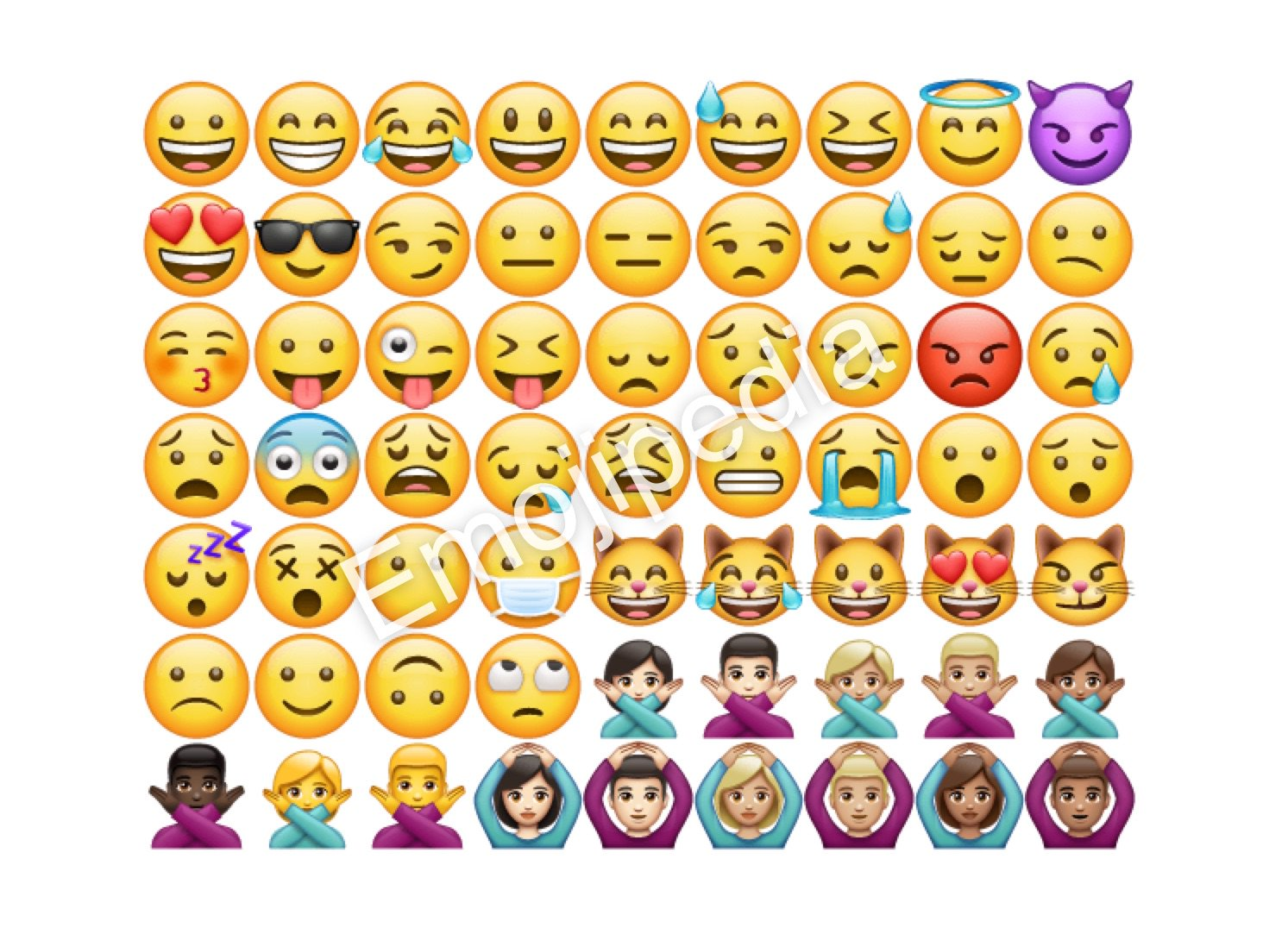 Emojis do WhatsApp ganharão novo design