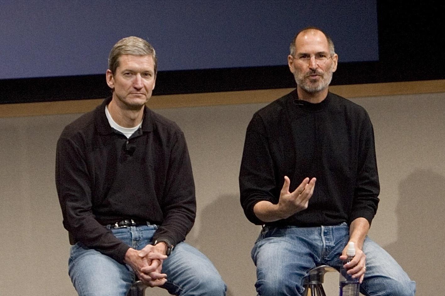 Imagem de Tim Cook homenageia Steve Jobs em seu sexto aniversário de falecimento no tecmundo