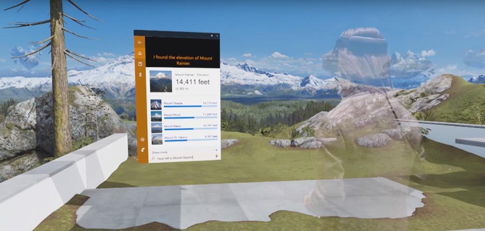 Realidade Mista Microsoft