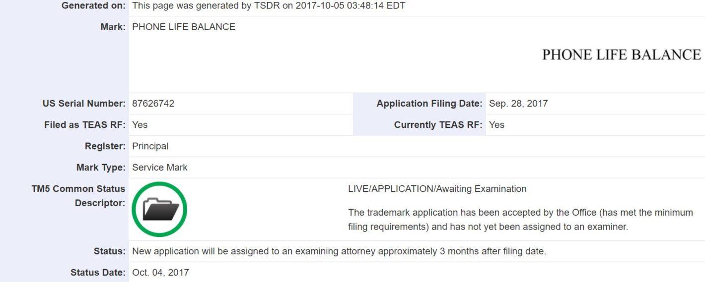 Registro de patente
