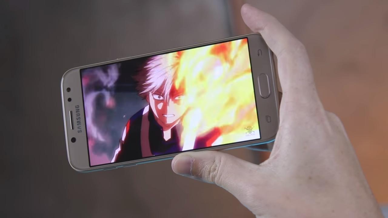 Samsung Galaxy J5 Pro Boku no