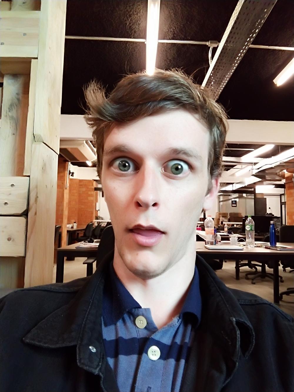 Selfie embelezamento Zenfone 4