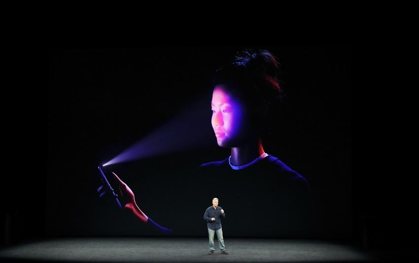 apresentação apple